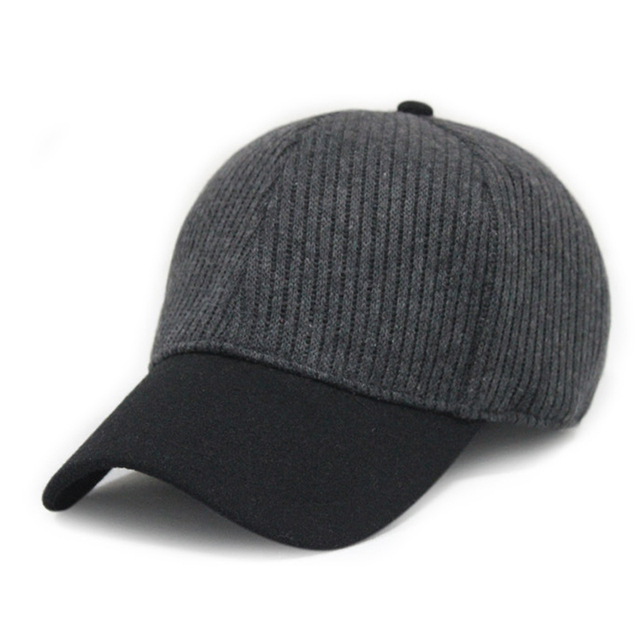 Lana femminile berretto Da Baseball uomo freddo primavera berretti ragazza cappello  cappelli della squadra di 7 deedb0eb2867