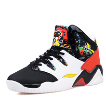 2016 Newest fashion casual shoes authentic cheap men shoes comfortable High-top Lace-Up shoes outdoor flat shoes