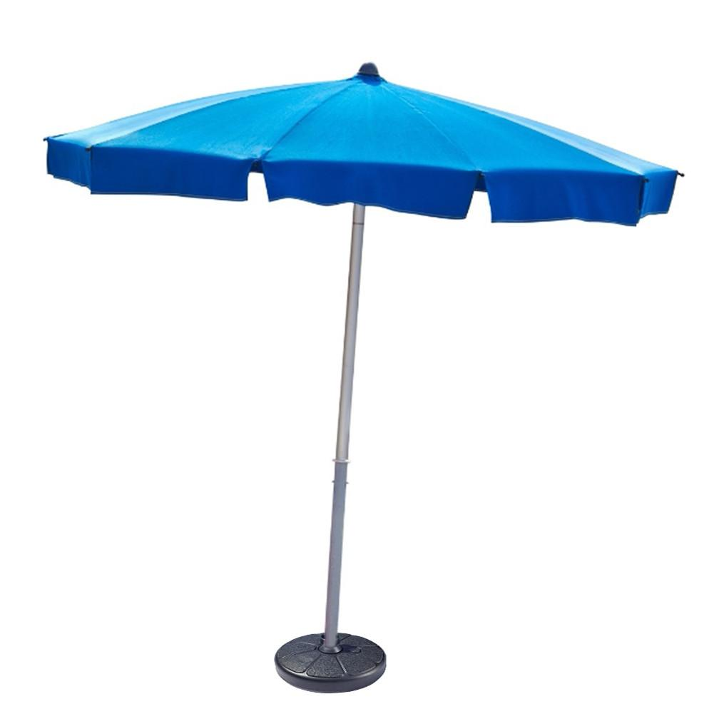 Outdoor SunUmbrella Base Stand Round Water Filled Holder For 3.5-3.8cm Umbrella Pole Garden Patio Beach Sun Shelter Accessories