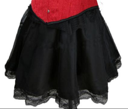 066 skirt Sexy   Bustier   Hen Classic   Corset   Fancy Dress Basques TUTU Lingerie Tulle TUTU