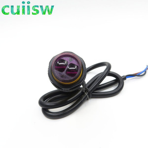 Image 3 - 10PCS/LOT E18 D80NK Adjustable Infrared Sensor Switch 3 80cm  Infrared Sensor Switch