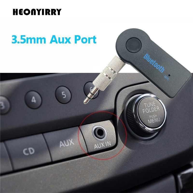HEONYIRRY Bluetooth Receiver 3.5mm Auto