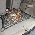 1 pc Ajustável Carro hatchback Bagagem Traseiro Carga Trunk Armazenamento Organizer Net Montagem Estiva Tidying