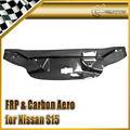 Car-styling For Nissan S15 Garage Defend Real Carbon Fiber Cooling Panel In Stock
