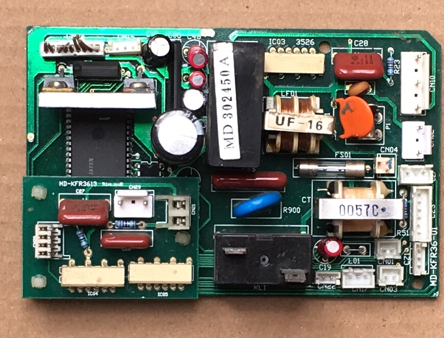 KFR-45GW/Y MD-KFR3613 MD-KFR36-01 Good Working Tested