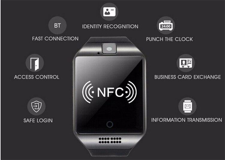 smartwatch Q18 -05