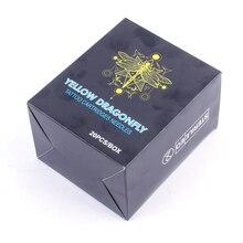 กล่อง 20 pcs RL สักปากกาเข็มปราศจากเชื้อทิ้งเข็มสักสำหรับ Tattoo ปากกาหมุนรอบ Shader อุปกรณ์