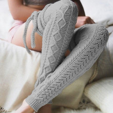 Long Warm Leg Warmers