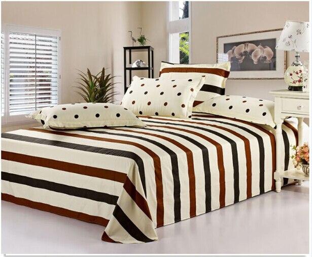 Fashionable Design Bed Sheet Single Printed Baby Cartoon Cotton Sheets Free Shipping