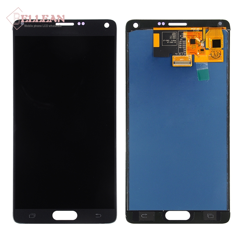 Catteny N9100 N910 Display For Samsung Galaxy Note 4 Lcd Display With Touch Screen Digitizer Assembly Display