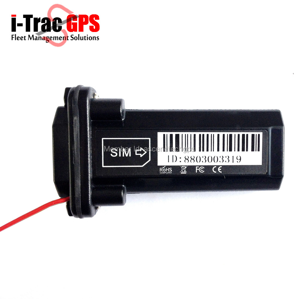 Free shipping cheap motorcycle car vehicle gps tracker china