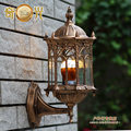 Varanda ao ar livre Do Jardim varanda lâmpada de Parede de Luz montado 220 V/110 V luzes do jardim Ao Ar Livre varanda à prova d' água 5 W E27 Lâmpada de Luz