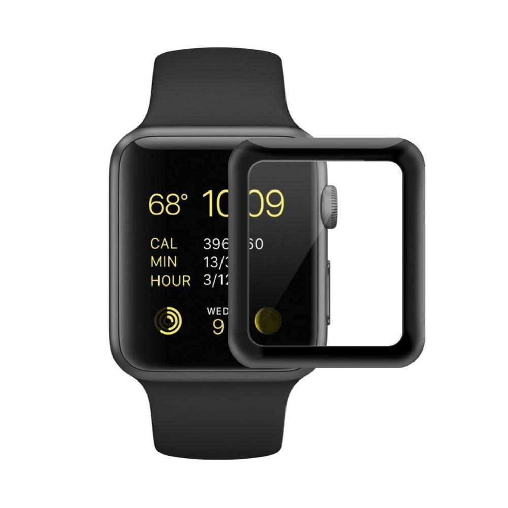 для Apple наблюдать за экран защиты закаленное стекло плёнки 38 мм/42 мм размер используется для Apple, часы ряд1 и ряда2