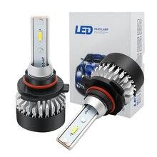 2 х 48 Вт светодиодный автомобильный светильник 9005 9006 h8