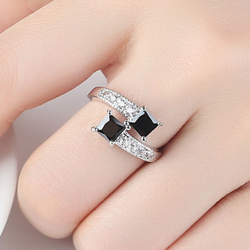 Luxury Starry Star Fashion Rings 1