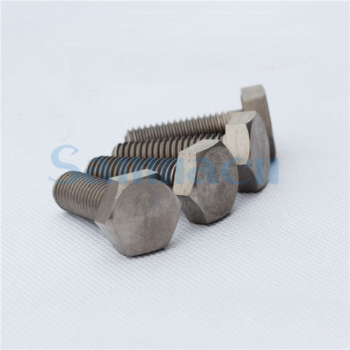 LOT 5 M12 x20-120mm TA2 GR2 Ti Titanium Hex Head Screw Bolts Anti Acid Corrosion 20pcs m3 6 m3 x 6mm aluminum anodized hex socket button head screw