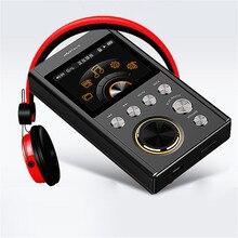 NiNTAUS X10 Versión Mejorada DSD64 de Música de ALTA FIDELIDAD de Alta Calidad Reproductor de MP3 Mini Deportes DAC WM8965 CPU 16 GB