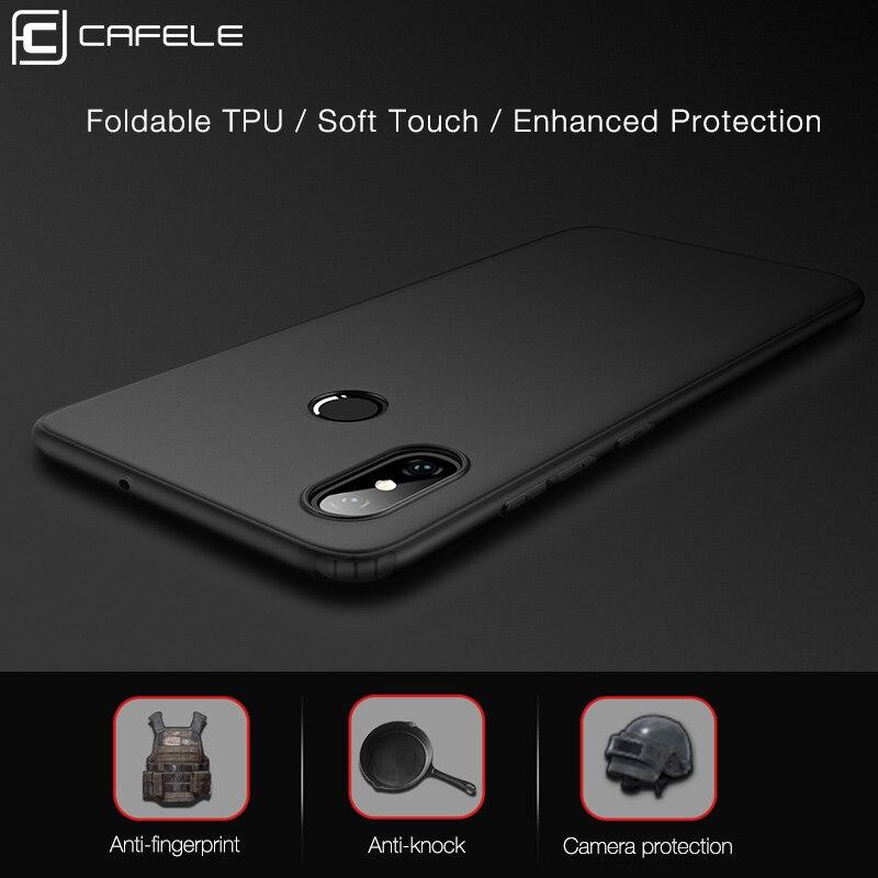 CAFELE Σιλικόνης Θήκη Phone για Xiaomi 9se Redmi - Ανταλλακτικά και αξεσουάρ κινητών τηλεφώνων - Φωτογραφία 4
