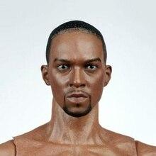 1/6 Captain America: Civil War Sam Wilson Head Sculpt Model F 12