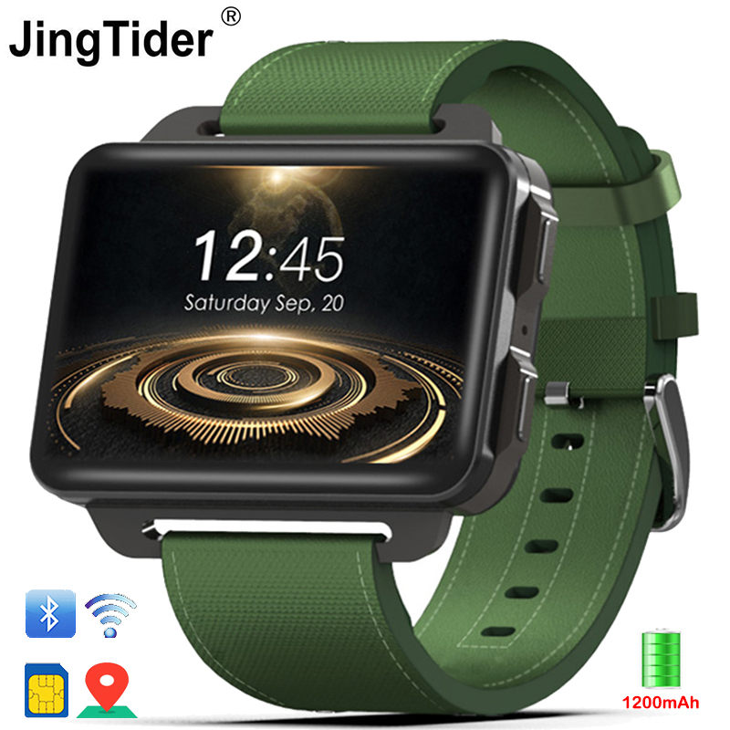 2.2 IPS Big Screen DM99 Android 5.1 Smart Watch 16GB Rom 1GB Ram 1200mAh Battery 3G WCDMA MTK6580 Quad Core Wristwatch Wifi GPS cambridge english skills real listening and speaking 2 without answers