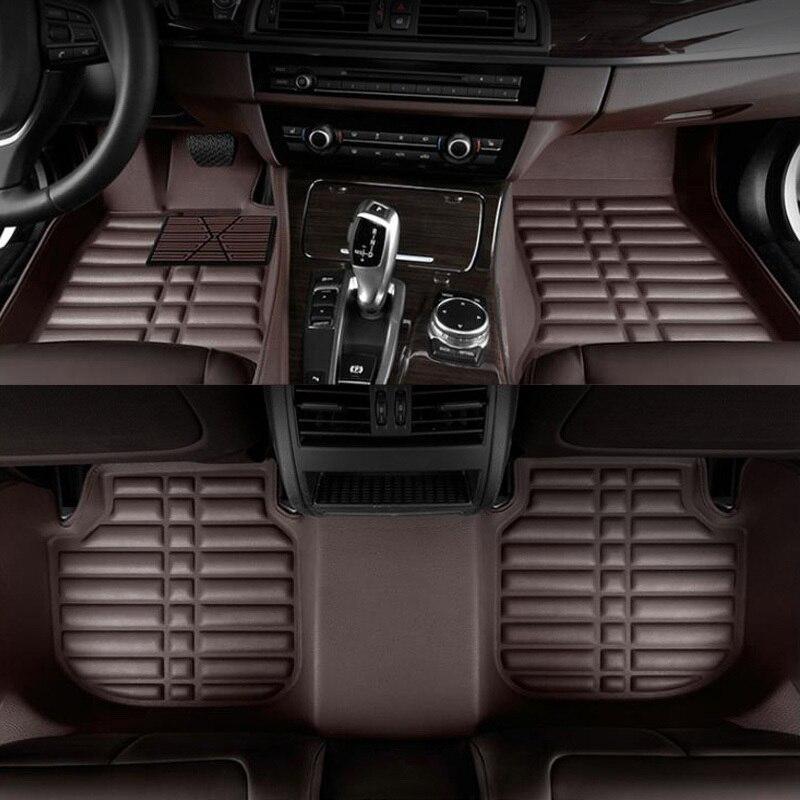 Yuzhe Custom Auto Car Floor Mats For Lexus NX 200t NX200