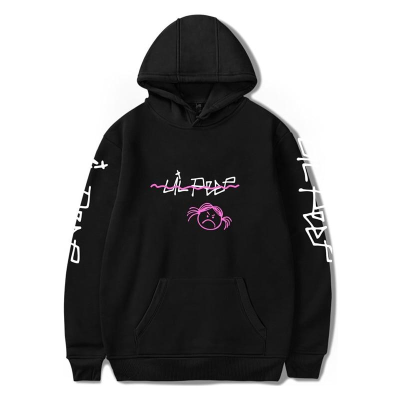 Lil Peep Hoodies Love lil.peep Men Sweatshirts Hooded Streetwear Pullover Sweatershirts Male Women Sudaderas Cry Baby Hoddie