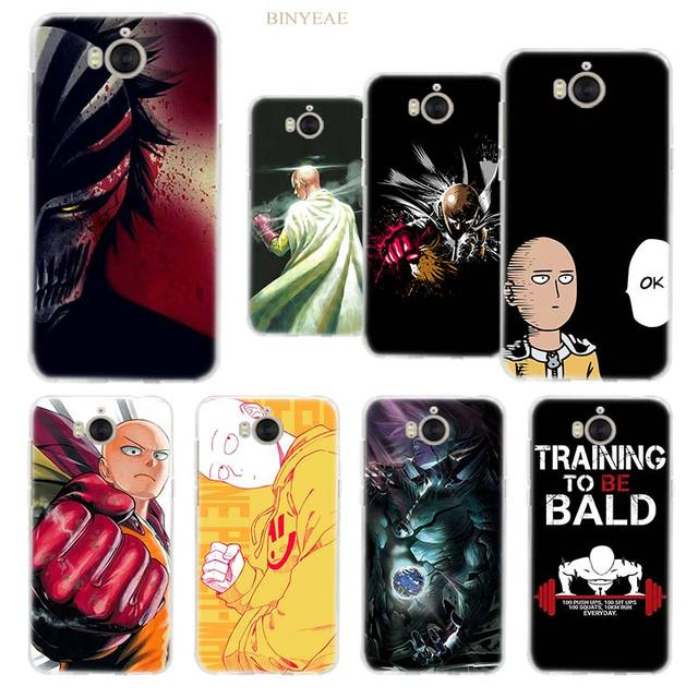 US $2 16 35% OFF|BINYEAE Anime Bleach One Punch Man Case Cover for Huawei  Y7 Y6 Y9 Y5 Y3 2017 2018 Prime Pro honor 7S 7C 7A Pro Silicone TPU Soft-in