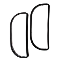Promotion 2 PCS Car Auto Wide Angle Side Rearview Blind Spot Mirror Set