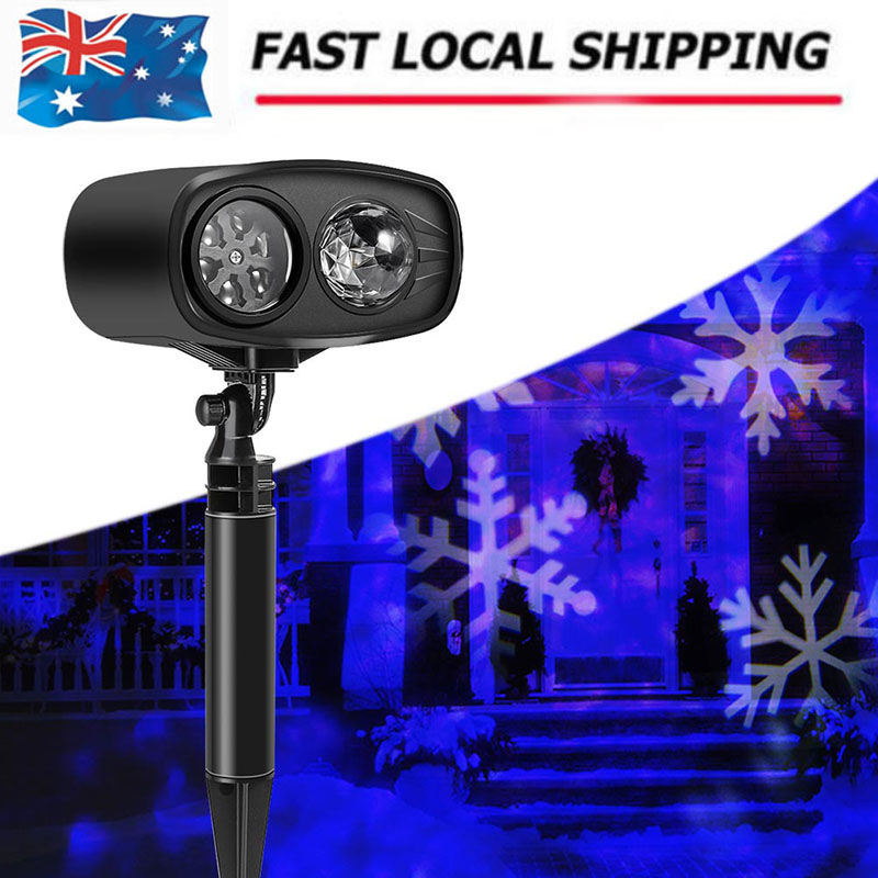 1 PC Waterproof Outdoor Indoor Party Light LED Light Projector Halloween Decorations led fairy lights led home decor lights
