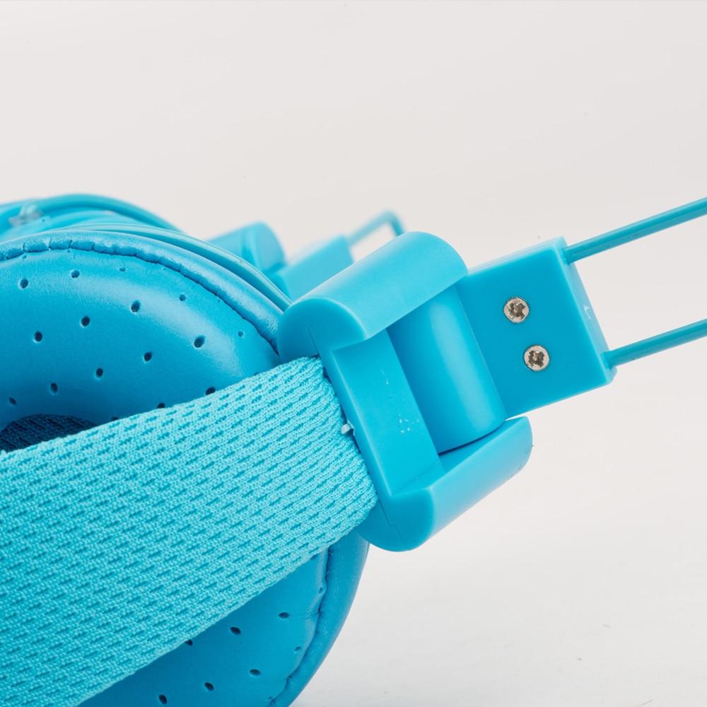EP05 Wired Hovedtelefoner med hovedtelefoner med stereohøjttalere - Bærbar lyd og video - Foto 6