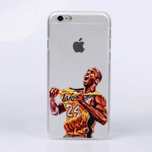 NBA phone case  james harden michael jordan lebron james  for iphone 6 6s 5 5s 7 plus
