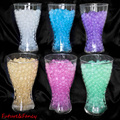 FUTURE AND FANCY ORBIZ GLITTER WATER BEADS CENTREPIECES WEDDING CRYSTAL TABLE DECORATIONS