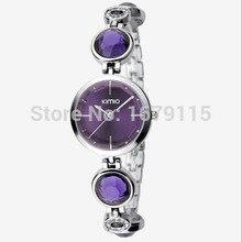 Nouveau Arrivent d'origine marque Kimio Femmes de Poignet Montres De Luxe Dames Montre À Quartz horloge Femelle Bracelet montres pour les femmes montre