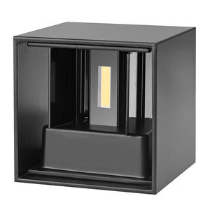 Image 5 - 12W LED Wall Light Outdoor Waterproof IP65 Porch Garden Wall Lamp Sconce Balcony Terrace Decoration Lighting Lamp