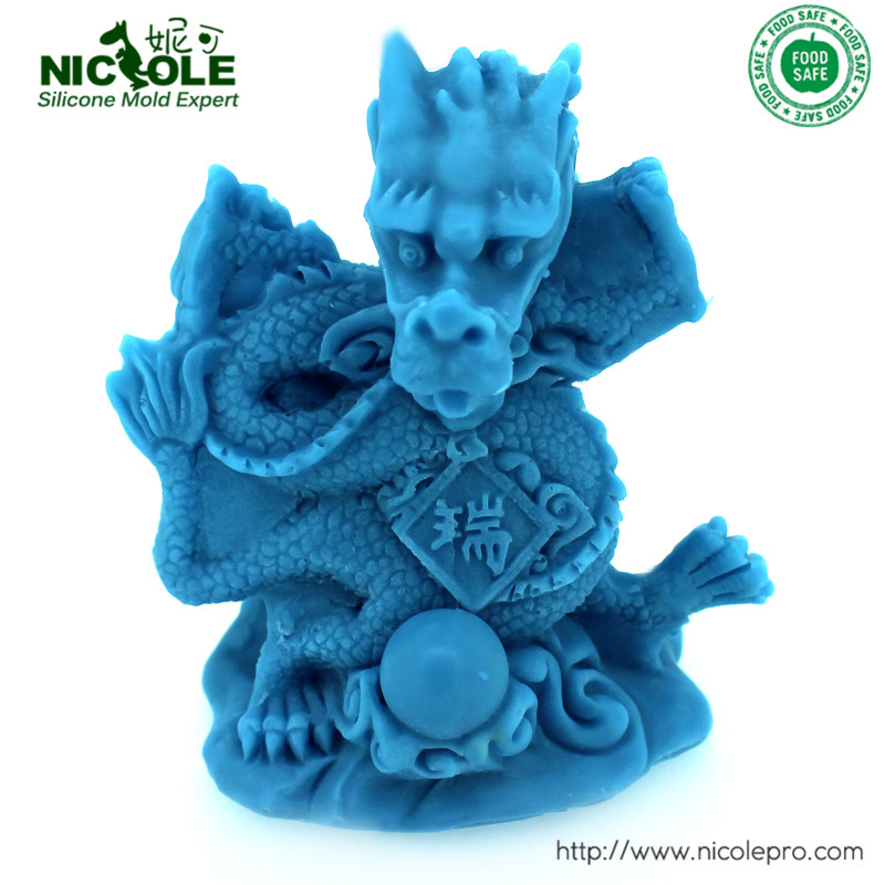 US $11 87 5% OFF|3D Dragons Soap Mould Silicone Chocolate Resin Flexible  Mold DIY-in Cake Molds from Home & Garden on Aliexpress com | Alibaba Group