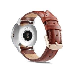 Image 5 - Ремешок Ktab для смарт часов, сменный Браслет из натуральной кожи для Nokia со стальными часами, 36 мм/40 мм