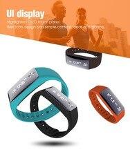 M3 Водонепроницаемый Smart спортивный браслет монитор сердечного ритма сна Track наручные часы вызова/Сообщение Напомнить фото удаленного