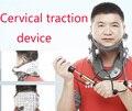 Cuello equipos de masaje cuidado de la salud cuello inflable dispositivo de tracción cervical hogar dispositivo de cuidados de enfermería