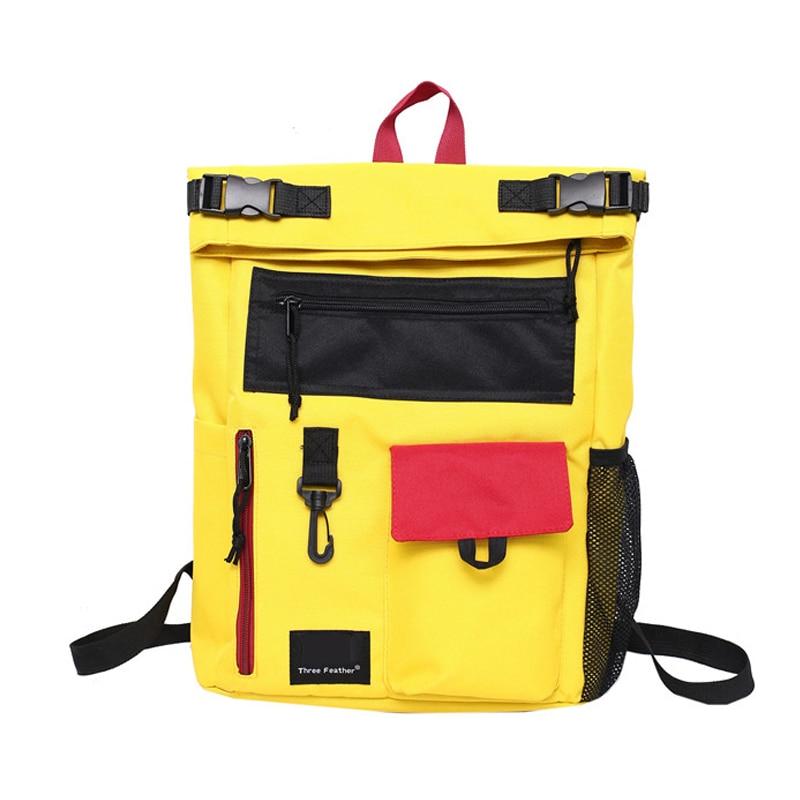 1089.46руб. 45% СКИДКА|Крутой стильный рюкзак для женщин Оксфорд рюкзаки для девочек подростков школьные сумки модные дорожные сумки через плечо рюкзак для кампуса Mochila-in Рюкзаки from Багаж и сумки on AliExpress - 11.11_Double 11_Singles' Day