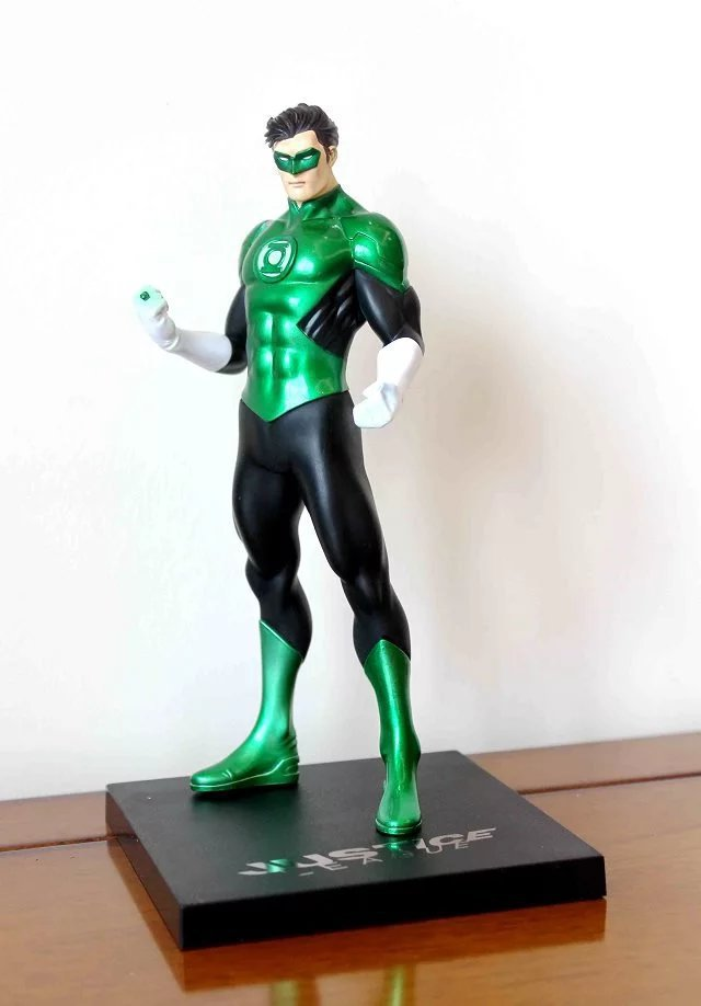 New hot selling 18cm ARTFX Aciton figure toys Green Lantern Action Figures Collectibles Toys boy most likely to