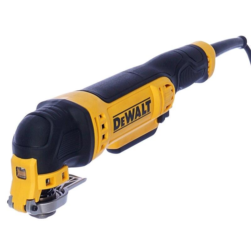 Multitul DeWalt DWE315 (Power 300 W, speed adjustment, быстрозажимное Mount nozzle) цена