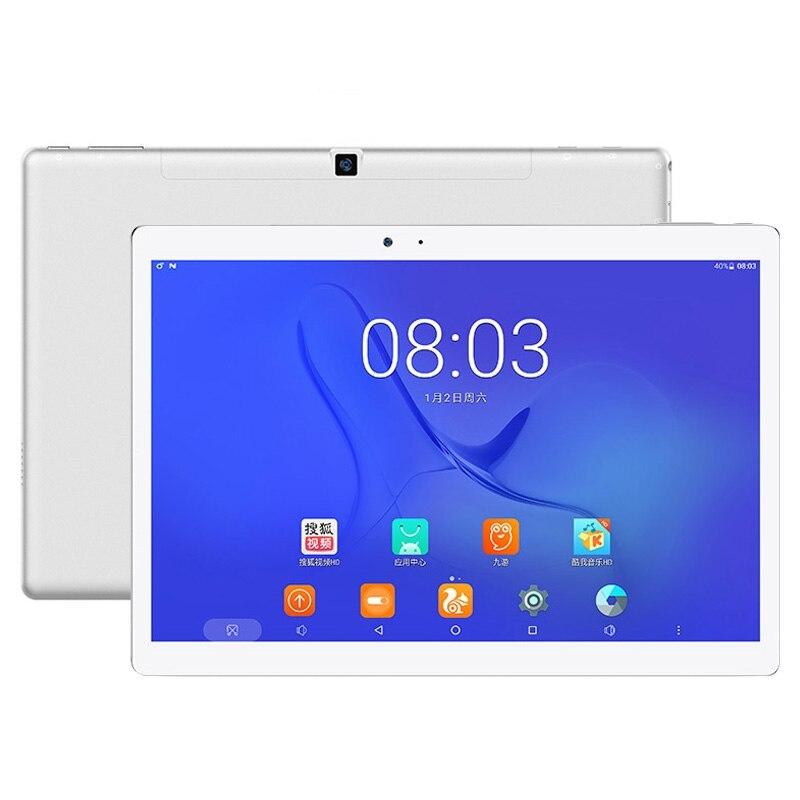"""Original 10.1"""" Teclast T10 Tablet 10.1 inch Android 7.0 MTK8176 Hexa Core 4GB RAM 64GB ROM 8100mAh Tablets PC 2560 x 1600 13.0MP"""