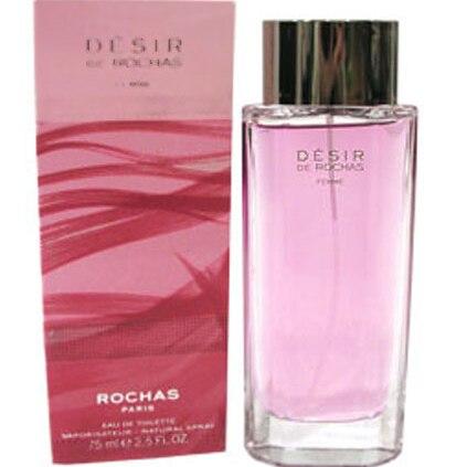 Desir De Rochas Femme Perfume By Rochas For Women Eau De Toilette Spray 2.5 Oz / 75 Ml eau sensuelle by rochas for women eau de toilette spray 3 3 oz 100 ml