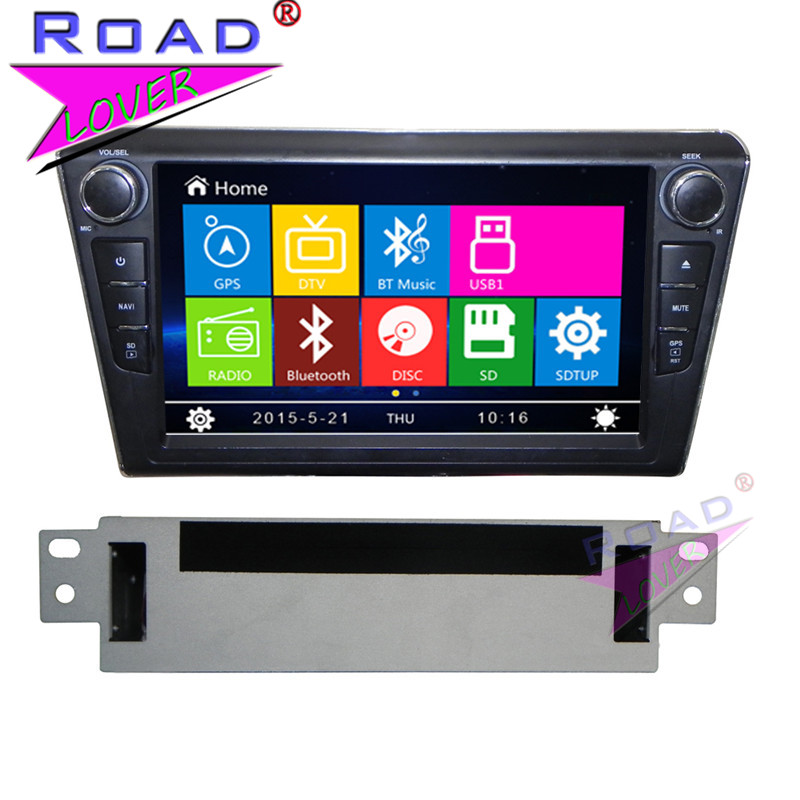 TOPNAVI Wince 6.0 Two Din 9Inch Car Media Center DVD Player For Peugeot 408 2014- Stereo GPS Navigation Auto Radio TFT Touch