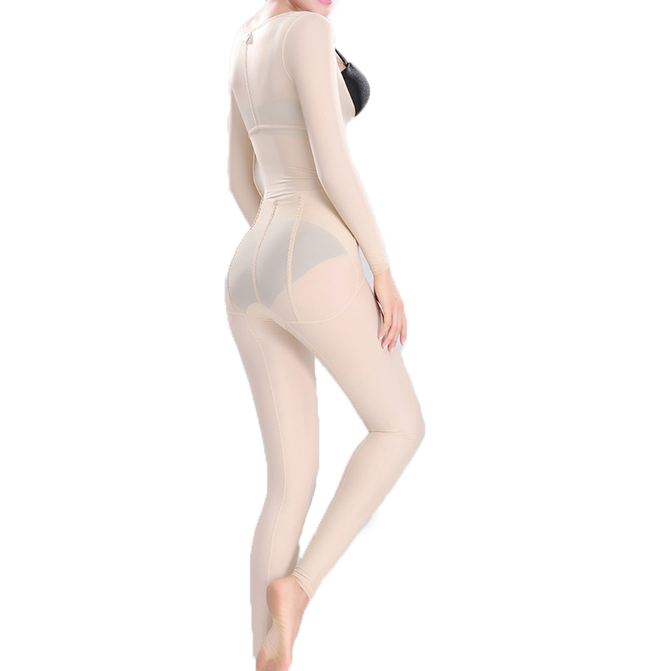 15ac296a83253 Adjustable Body Shaper Women Sexy Breast Care Corsets Body Sculpting High  Elasticity Solid Slimming Underbust Waist Shapewear-in Bodysuits from  Underwear ...