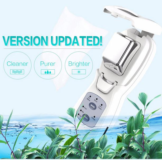 Goodwind CM 9 Facial Skin Lifting Eye Health Care Beauty Device Electric Face Brush Cleaner Ultrasonic Massager Anti Acne Makeup