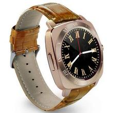 Neue art und weiseuhr x3 smart watch bluetooth kamera mp3-player sim uhr-telefon schrittzähler uhr armbanduhr smartwatch für android