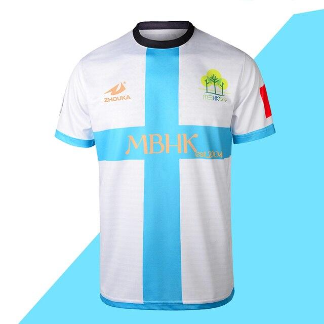 Personalization soccer uniform supplier custom full sublimation striped  football jerseys short sleeve thailand football shirts 5a264b1068c9
