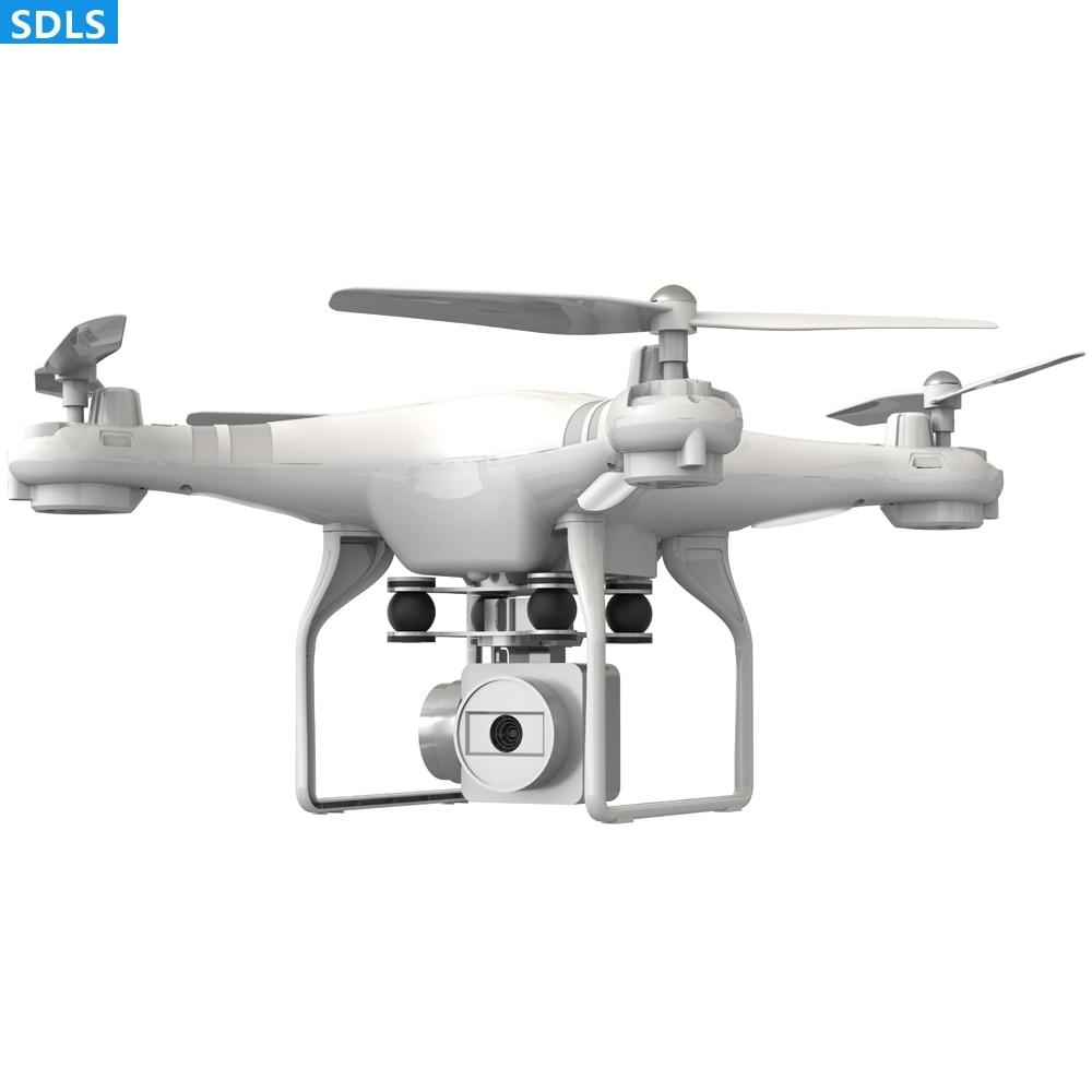 SH5H Mini RC Drone Quadrocopter 1080P Wide Angle WIFI FPV HD Camera Set High Hovering Auto Return RC Helicopter UAV UFO CF Mode Квадрокоптер