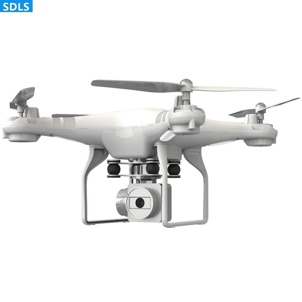 SH5H Mini drone rc Quadrocopter 1080 P Grand Angle WIFI FPV HD Caméra Ensemble Élevé Oscille Retour Automatique hélicoptère rc aéronef sans pilote (UAV) UFO mode CF